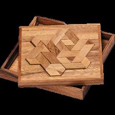 Hexiamond Puzzle -