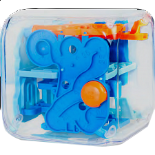 Bon Voyage Puzzles: Amaze Cube -