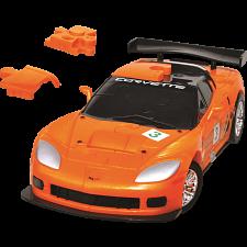 3D Puzzle Car - Corvette C6R -