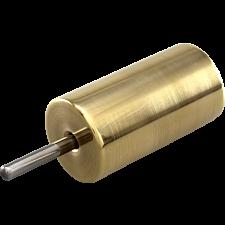 Sticky Barrel Brass Puzzle -