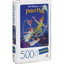 Blockbuster Movie Poster Puzzle - Peter Pan -