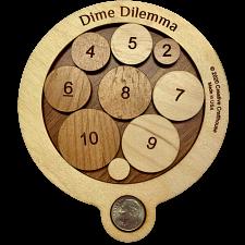 Dime Dilemma (10 Cent Challenge) -