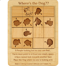Where's the Dog?? -