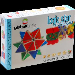Logic Star - Rotational Puzzle - Kit