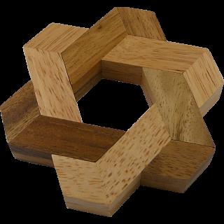 Star of David - Winshare Puzzles & Games