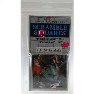 Scramble Squares - Forest Animals