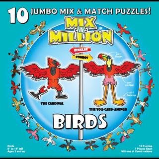 Mix-A-Million: Birds