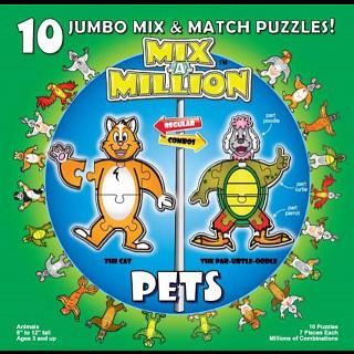 Mix-A-Million: Pets