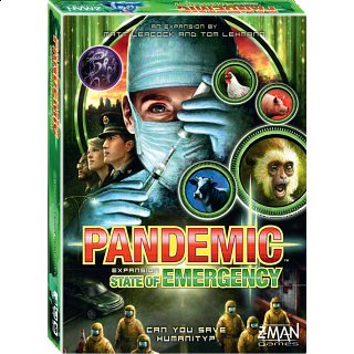 Pandemic: State of Emergency - Expansion