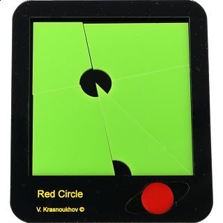 Red Circle Puzzle