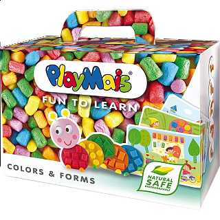 PlayMais Fun to Learn - Colors & Forms