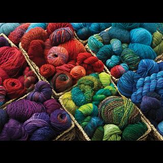 Plenty of Yarn