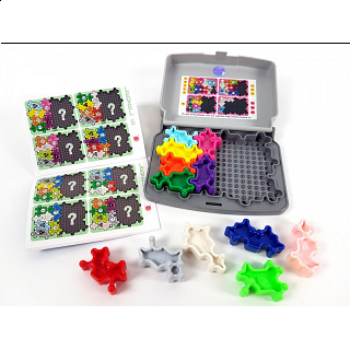 Lonpos Cosmic Creatures Puzzle Game