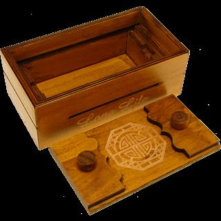 Secret Opening Box - Long Life Bank