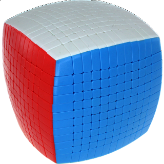 12x12x12 Pillow-Shaped - Stickerless Cube