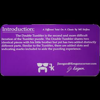Double Tumbler