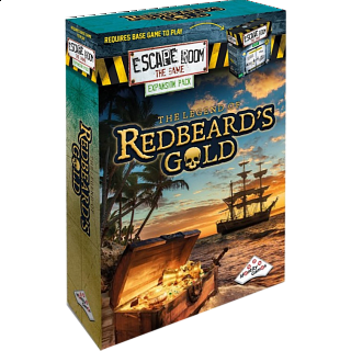 Escape Room: The Game Expansion Pack - Redbeard's Gold