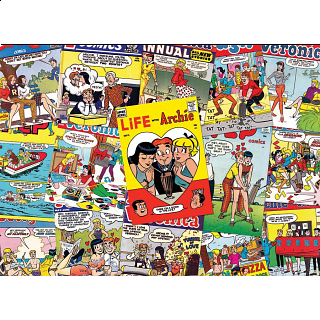 Archie: Covers - Large Piece