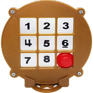 Dyscalculia Rotate and Slide Puzzle