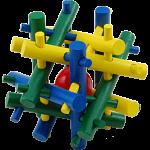 Galaxy - wood puzzle