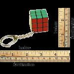 Rubik's Cube (3x3) Keychain