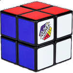 Rubik's Mini Cube (2x2) - Packaged