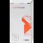 Cube Puzzle - Metal