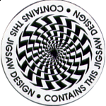 Optical Illusion Jigsaw 1