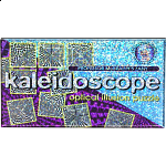 Kaleidoscope Optical Illusion Puzzle