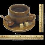 Karakuri Coffee Cup