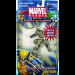 Marvel Heroes - Metal Puzzle Keychains - Wolverine