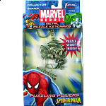Marvel Heroes - Metal Puzzle Keychains - Spider-Man