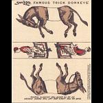 Famous Trick Donkeys - Small