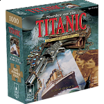 Mystery Puzzle - Murder on the Titanic