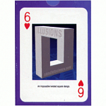 Optical Illusions & Visual Oddities Playing Cards - Deck I