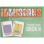 Optical Illusions & Visual Oddities Playing Cards - Deck II