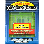Bilz Gift Card Game - Green