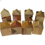 Eight Houses (with box)