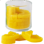 Glass Puzzle - Pineapple