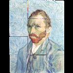Mozaniac - Van Gogh Self-Portraits
