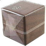 Karakuri Small Box #1 Walnut