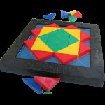 Color Mosaic (Farbmosaik)