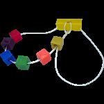The Magic String Game #3 (Schnurspiel mit sechs W