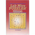 Lab Mice Puzzles Volume 1 - book