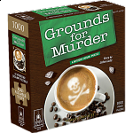 Mystery Puzzle - Grounds for Murder
