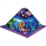 3D Pyramid Puzzle - Worlds of Wonder