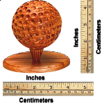 Golf Ball - 3D Wooden Jigsaw Puzzle