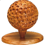 Golf Ball - 3D Wooden Jigsaw Puzzle