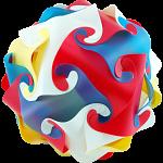 Cyclone Puzzle - Multi Color