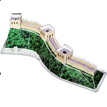 Great Wall - 3D Jigsaw Puzzle